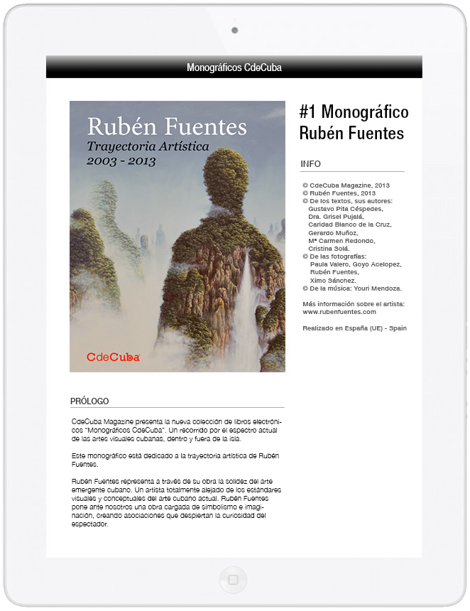 iBook Rubén Fuentes